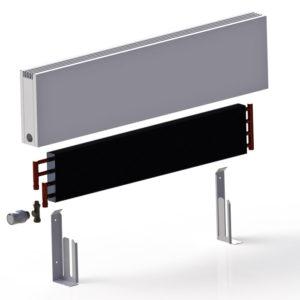 Настенные конвекторы iTermic ITW в любых цветах